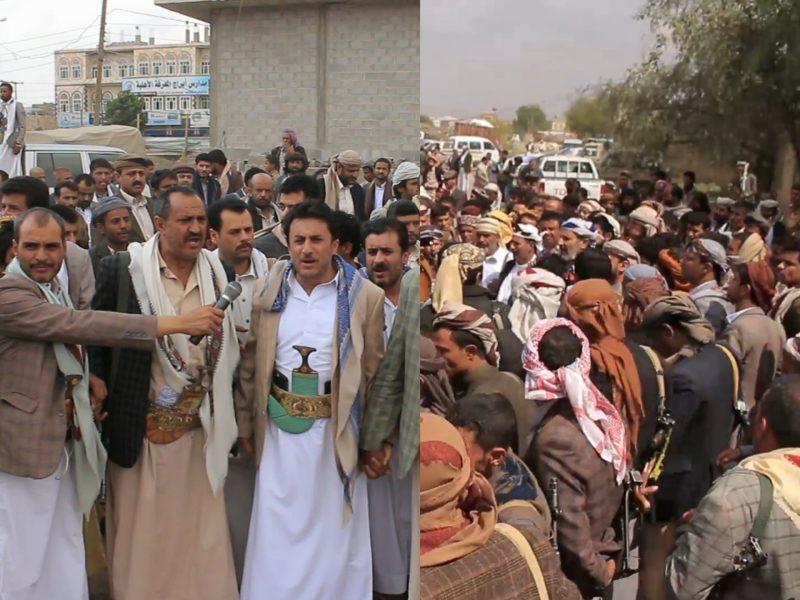 """تجسيداً لدور القبيلة اليمنية : صلح قبلي بصنعاء ينهي قضية قتل بين آل الدقيمي وآل خميس """"تفاصيل"""""""
