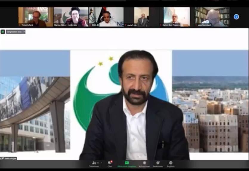 برئاسة الشيخ صالح بن شاجع الاعلان عن تحالف أوروبي عربي للسلام والتنمية في برلين