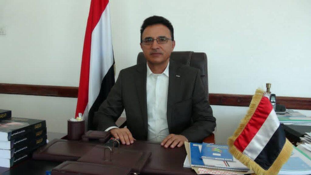 وزير المياه والبيئة يهنئ قائد الثورة ورئيس المجلس السياسي بعيد الأضحى